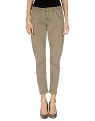 Only Casual Pants Dove Grey