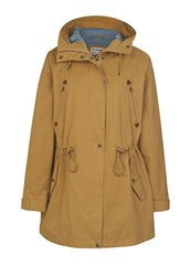 Fat Face Taylor Sealed Seam Jacket Dijon