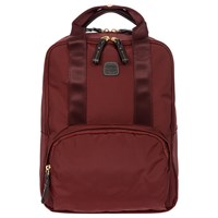 Bric's X Travel Tote Backpack Bordeaux