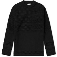 S.N.S. Herning Fisherman Crew Sweat Black