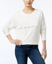 Guess Fuego Fringe Sweater Scuffy