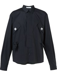 J.W.Anderson J.W. Anderson Patch Pocket Shirt Black