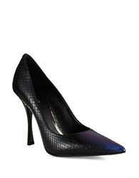 Sebastian Cammos Pumps Blue