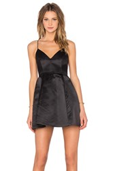 Lovers Friends X Revolve Young Love Dress Black