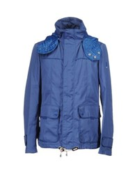 Geospirit Coats And Jackets Mid Length Jackets Men