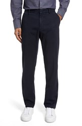 Zachary Prell Men's Aster Straight Fit Pants Navy