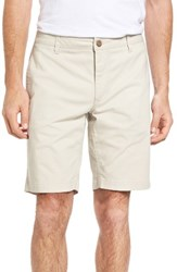 Tailor Vintage Men's Stretch Twill Walking Shorts Pumice