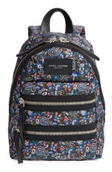 Marc Jacobs Mini Biker Garden Party Backpack