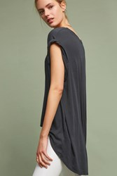 Anthropologie Sleeveless High Low Tunic Holly