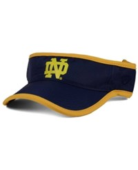 Top Of The World Notre Dame Fighting Irish Baked Visor Navy
