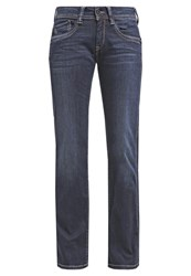 Pepe Jeans Olympia Relaxed Fit Jeans H06 Dark Blue