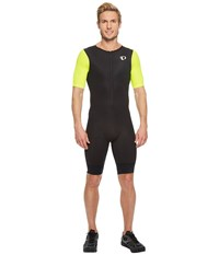 Pearl Izumi Elite Pursuit Tri Speed Suit Black Screaming Yellow Suits Sets