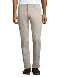 Ag Adriano Goldschmied The Lux Tailored Straight Leg Trousers Dune Dust