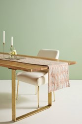 Anthropologie Babou Table Runner Peach