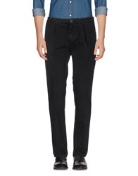 No Lab Casual Pants Black