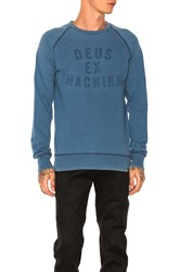 Deus Ex Machina Indigo Crew Blue