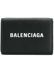 Balenciaga Everyday Mini Cardholder Black