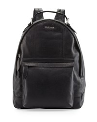 Cole Haan Medium Leather Backpack Black