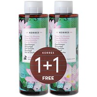 Korres Water Lily Shower Gel Duo 2 X 250Ml
