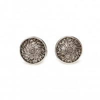 Isabel Englebert Flower Cufflinks