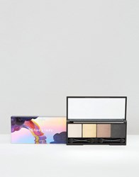 Monki 4 Shade Eyeshadow Kit Golden Base Brown