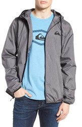 Quiksilver Men's Everyday Jacket Dark Heather Grey