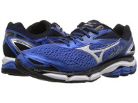Mizuno Wave Inspire 13 Strong Blue Silver Black Running Shoes