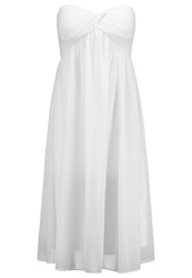 Glamorous Cocktail Dress Party Dress White