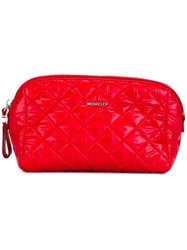 Moncler Beauty Pouch Red
