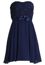Laona Cocktail Dress Party Dress Stormy Blue