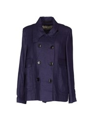 By Malene Birger Suits And Jackets Blazers Women Purple