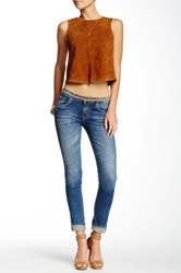 Big Star Brigette Slim Straight Leg Jean Blue