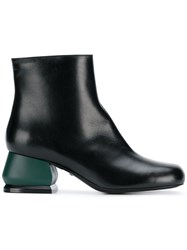 Marni Edy Ankle Boots Black
