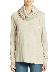 Free People Cocoon Pullover Oatmeal