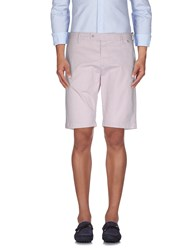 At.P. Co At.P.Co Trousers Bermuda Shorts Men White