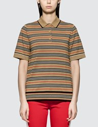 Burberry Merino Wool Polo Shirt