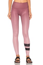 Alo Yoga High Waist Airbrush Legging Mauve