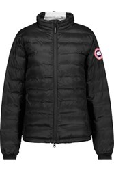 Canada Goose Camp Quilted Shell Down Coat Black
