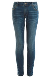 Paul Joe Sister Women S Tapered Fit Jeans Boutique1 Blue