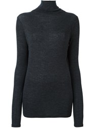 Vince Turtle Neck Sweater Grey