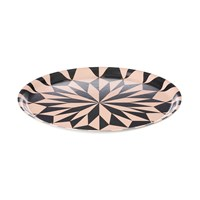 Ferm Living Star Tray Rose