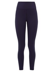 Lndr Ultra Form 7 8 Technical Ankle Leggings Navy
