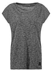 Minimum Blonda Basic Tshirt Charcoal Anthracite