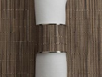 Chilewich Bamboo Napkin Rings Set Of 4