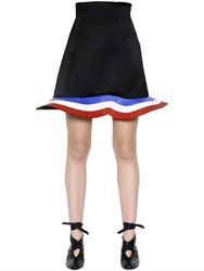 J.W.Anderson Stretch Wool And Viscose Scuba Skirt