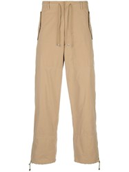 Opening Ceremony Cargo Straight Leg Trousers 60