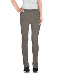 Paolo Pecora Donna Trousers Casual Trousers Women Lead
