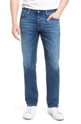 Ag Jeans Men's Graduate Slim Straight Leg 11 Years Delom