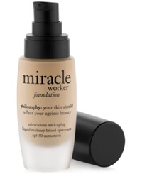 Philosophy Miracle Worker Foundation Shade 3