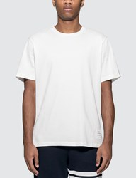 Thom Browne Relaxed Fit T Shirt White